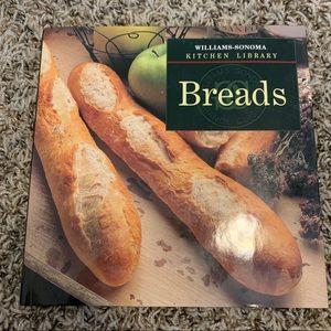 Williams Sonoma Breads Cookbook